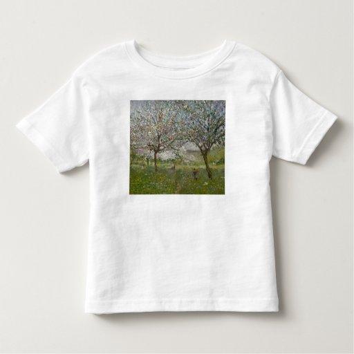 Manzanos En flor Polera
