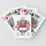 Manzi Family Crest Deck Of Cards