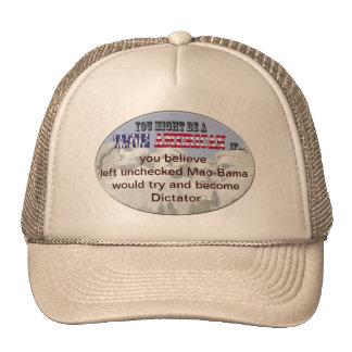 mao-bama dictator trucker hat