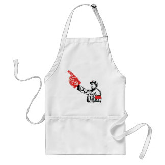 Mao - Communism is #1 Adult Apron