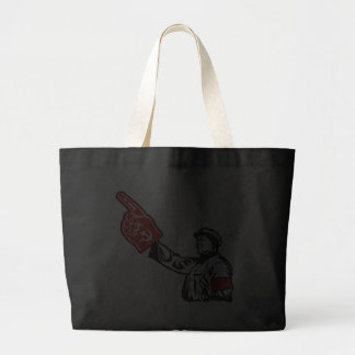 Mao - Communism is #1 Canvas Bags