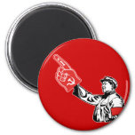 Mao - Communism is #1 Refrigerator Magnets