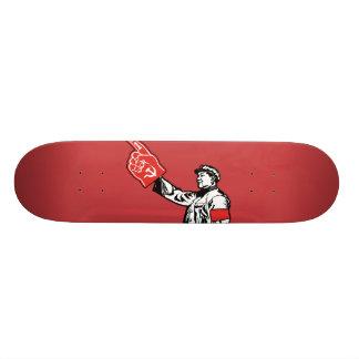 Mao - Communism is #1 Skateboard