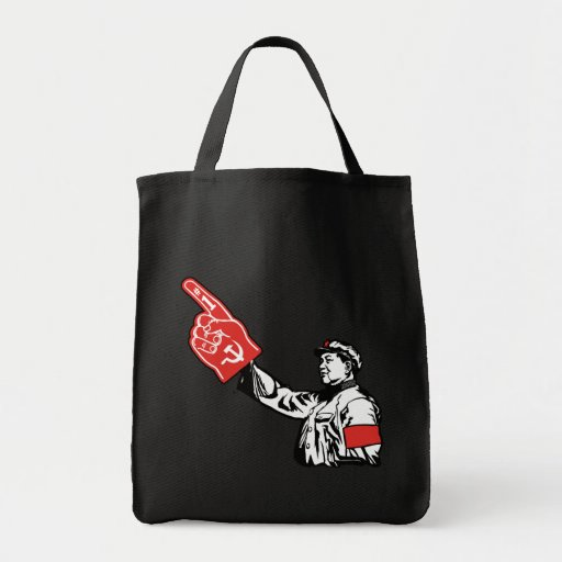 Mao - Communism is #1 Tote Bag
