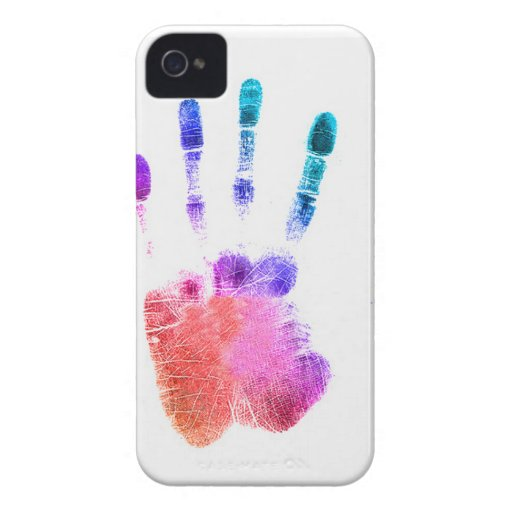 Mao iPhone 4 Protectores