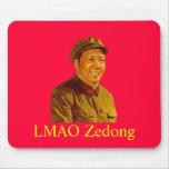 mao, LMAO Zedong Alfombrilla De Ratones