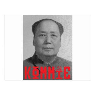 mao postcard