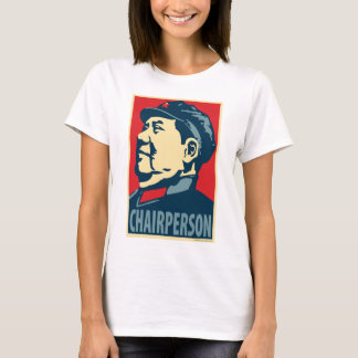 Mao Tse-Tung - Chairperson: OHP Ladies Top