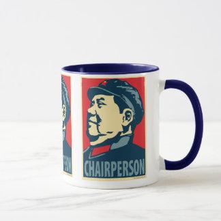 Mao Tse-Tung - Chairperson: OHP Mug