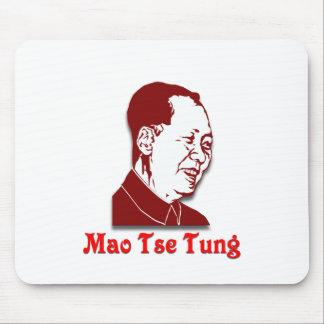 Mao Tse Tung Mouse Pad