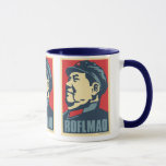 Mao Tse-Tung - ROFLMAO: OHP Mug