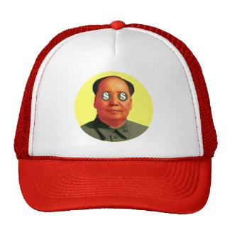 MAO TSE TUNG Trucker Hat