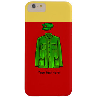 Mao Zedong Chairman Mao Coat Barely There iPhone 6 Plus Case