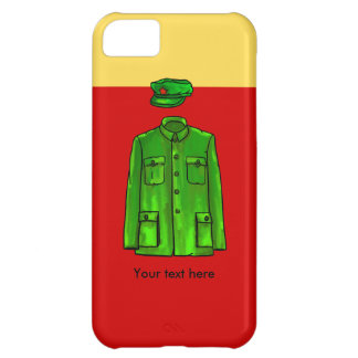 Mao Zedong Chairman Mao Coat Cover For iPhone 5C