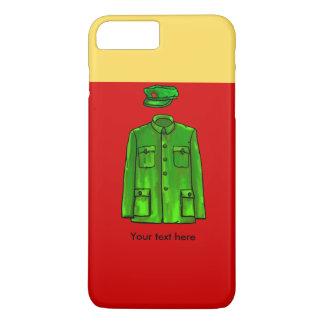 Mao Zedong Chairman Mao Coat iPhone 8 Plus/7 Plus Case
