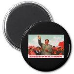 Mao Zedong Fridge Magnets