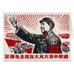 Mao Zedong Tarjetas