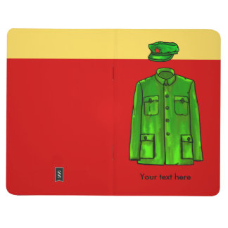 Mao Zedong Zhongshan suit Journal