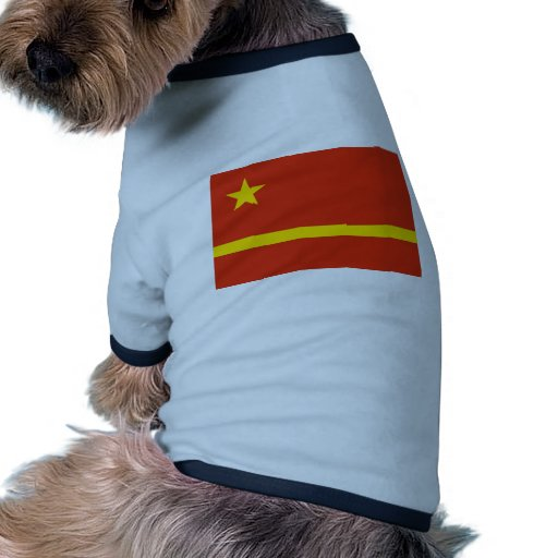 Mao Zedong'S Proposal For The Prc flag Dog Tee