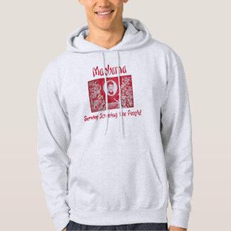 Maobama Serving the People! Hooded Sweatshirt