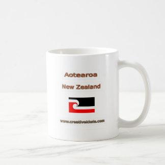Maori, Aotearoa Coffee Mug
