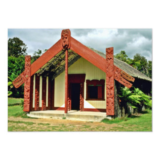 Maori Arts And Crafts Institute, Rotorua Card
