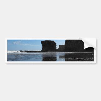 Maori Bay Car Bumper Sticker