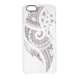 Maori design phone cover