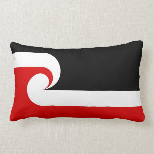 4b72ff0ab26a5 maori ethnic flag new zealand country lumbar pillow