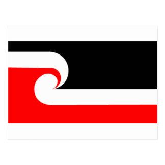 Maori Flag Postcard