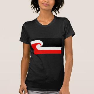 Maori Flag Tee Shirt