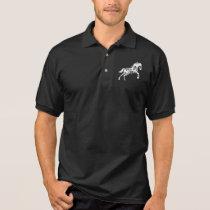 Maori Horse White - Gift Idea Polo Shirt