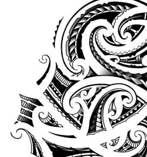 5153ef8df Marketplace Tattoo Polynesian Arm-Shoulder #5962 .