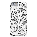 Maori koru/fern tattoo barely there iPhone 6 case