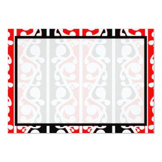 Maori Kowhaiwhai New Zealand Card