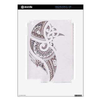 maori luxury designer iPad 2 skin