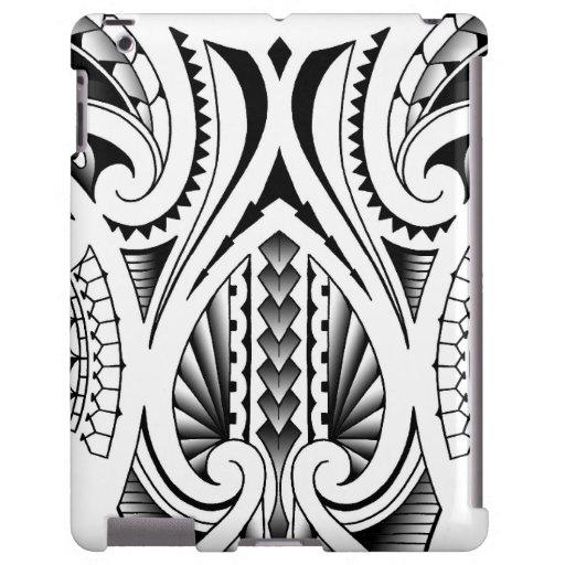 Maori / Polynesian tribal tattoo pattern | Zazzle