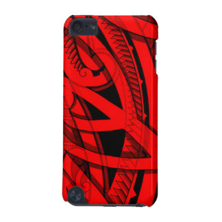 maori tattoo design in full color iPod touch 5G case