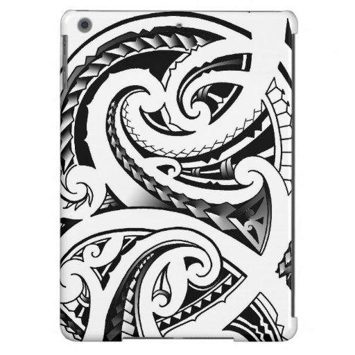 Tattoo Ideas New Zealand: Maori Tattoo Designs New-Zealand Moko IPad Air Covers