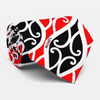 Maorí tradicional del OPUS Corbatas Personalizadas