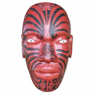 Maori War Canoe Figurehead Statuette