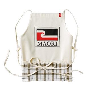 Maori Zazzle HEART Apron