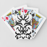 maoritournelle bicycle poker deck