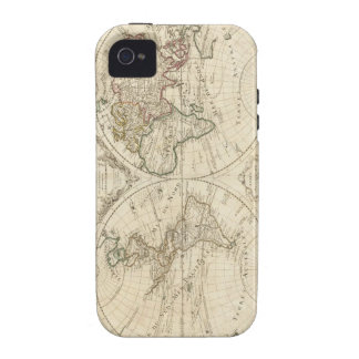 Map 2 iPhone 4/4S cover