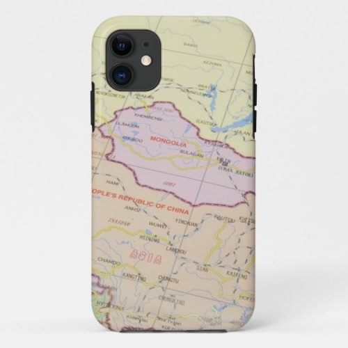 Map 2 Phone Case