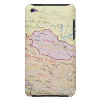 Map 2 Case-Mate iPod touch case
