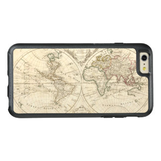 Map 2 OtterBox iPhone 6/6s plus case