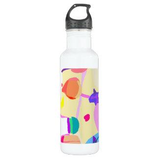 Map 2 24oz water bottle