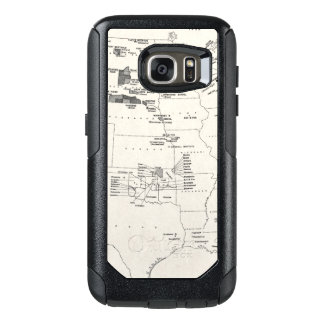 MAP: AMERICAN INDIANS 2 OtterBox SAMSUNG GALAXY S7 CASE