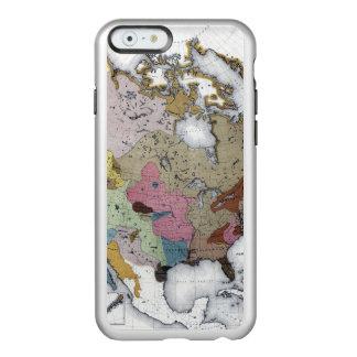 MAP: AMERICAN INDIANS 3 INCIPIO FEATHER® SHINE iPhone 6 CASE